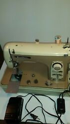 Vintage Sherwood Brother Flairmatic 190 Electric Sewing Machine - Good Condition