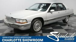 1992 Buick Roadmaster -- American luxury wire wheels plush pillow top seats automatic climate control