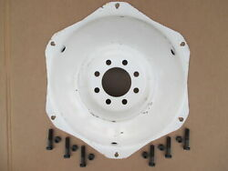 Rear Rim Wheel Disc Center For 28 Or 32 In Tractor Rims W/hardware Oliver Case