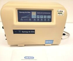 Hill-rom Synergy Air Elite Mdq-79r0 Low Airloss Therapy Pump Only Inv 2836