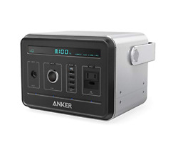 Anker Powerhouse Compact 400Wh 120000mAh Portable Outlet 12V CarACUSB Output