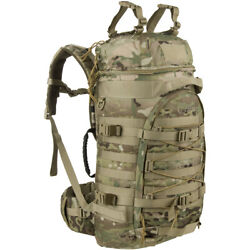 Wisport Crafter Rucksack Police Military Molle Airsoft Security Multicam Camo