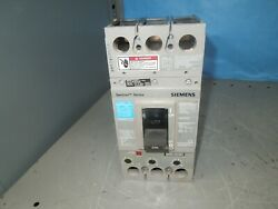 Siemens Fxd63b200 Type Fxd6-a 200a 3p 600v Sentron Breaker Tested Used