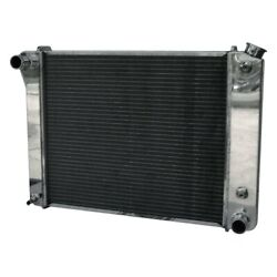 For Chevy Nova 69-74 Afco 80288-s-sp-y Muscle Car Performance Radiator W Fan