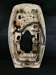 1994 Omc Johnson Evinrude 25 Hp Outboard Lower Bottom Motor Mount Cowl