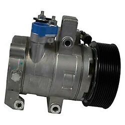 For Ford Mustang 2010-2012 Motorcraft Yc2560 A/c Compressor W Clutch