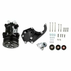 Holley 20-141bk High Mount Ls A/c Accessory Drive Kit