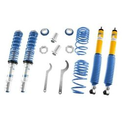 For Volkswagen Jetta 99-05 B16 Series Pss9 Front And Rear Lowering Coilover Kit