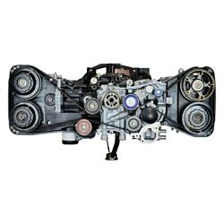 For Saab 9-2X 2005 Replace 715A Remanufactured Long Block Engine