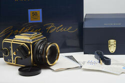 New Collection Hasselblad 503cx + CF 80mm f/2.8 +A12 50th Anniversary Edition