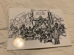 Odd Concept Artwork Wish Upon A Star Lots Of Disney Characters Great Concept Art