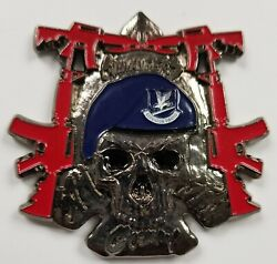 Usaf 374th Security Forces Squadron Commanders Coin Yokota Ab Japan 200