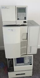 Waters HPLC System w/ Dual Absorbance Detector 2487