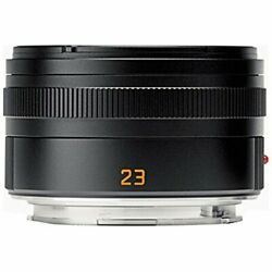 Leica Summicron-tl 23mm F2 Asph. Lens Japan Ver. New / Free-shipping