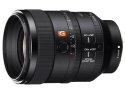 Sony Fe 100mm F2.8 Stf Gm Oss Lens Sel100f28gm Japan Ver. New / Free-shipping