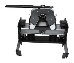 Air Ride 5th Wheel Hitch Giving You A Super Smooth Ride By Badger Hitch Llc