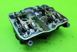 1987 Honda Interceptor 700 Oem Engine Top End Rear Cylinder Head Mh27