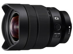 Sony Fe 12-24mm F4 G Objectif Sel1224g Japon Ver. Neuf / Free-shipping