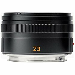 Leica Summicron-tl 23mm F2 Asph. Lentille Japon Ver. Neuf / Free-shipping