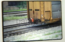 Rr Train Slide Cando Chesapeake And Ohio Freigth Train End Device Akron Oh Gt20
