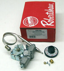 4290-006 Robertshaw Commercial Gas Fryer Oven Thermostat 46-1017 P5047590