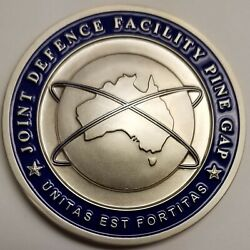 Jdfpg Pine Gap Australia Cia Cos Station Chief Coin 2 Nations 1 Team 1 Mission