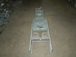 Square D I-line Af316g-r13a Aluminum Busway Reducer 1600a - 1350a 3ph 3w Used