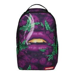 Brand New SPRAYGROUND Queen Indica Ganja Deluxe Bag Backpack