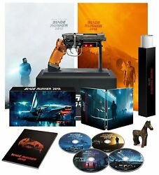 Blade Runner 2049 Japan Limited Premium Box Ultra HD Blu-ray New from Japan
