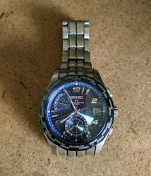 Seiko Brightz Honda Racing F1 Saga019 Limited Wrist Watch Premium Excellent+++