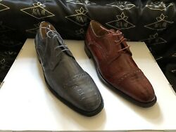 Ostrich Men's Shoes We Also Make Custom Suits, Shirts And Ties