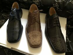 Crocodile And Teju Lizard Men's Shoes We Also Make Custom Suits, Shirts And Ties
