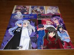 Melty Blood Fr Ver / Re・act / Ost / Book Type-moon Tsukihime Doujin Pc Game
