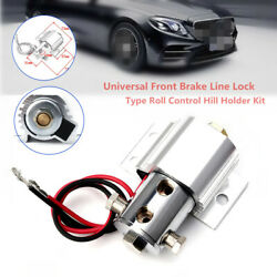 Front Brake Line Lock Stainless Parts Heavy Duty Type Roll Control Hill Holder