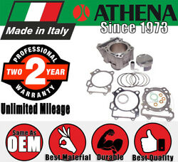 Athena Cylinder Kit - 400 Cc - Wo Cylinder Head For Arctic Cat