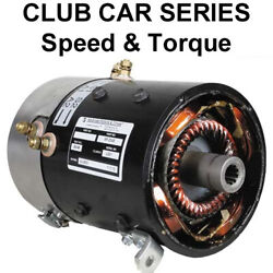 Club Car Ds 1996'-up 36/48 Volt Series Bad Boy Speed And Torque Amd Motor