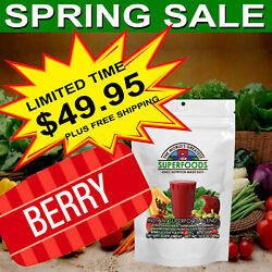 Worldand039s Greatest Superfood W/exoticandusa Grown Foods American Made 30 Serving Bag