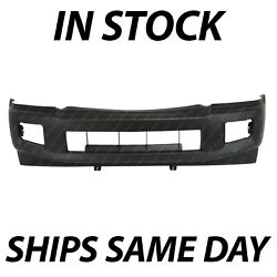 New Primered - Front Bumper Cover Replacement For 2004-2010 Infiniti Qx56 04-10
