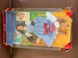 Dorothy In The Wizard Of Oz 1995 Barbie Doll