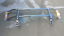 2019 Mercedes G550 Oem Grill Guard/brush Bar....excellent Condition