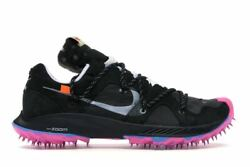 Nike Zoom Terra Kiger 5 Off-white Black Womenand039s Size 8.5. Menand039s Size 7