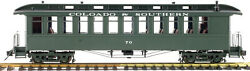 Ams Accucraft Trains - Dandrgw Passenger Cars Coach 120.3 Scale