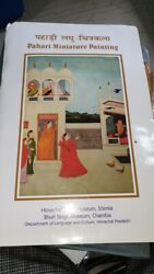 Old Vintage Paintings Prints Folder From India 1998