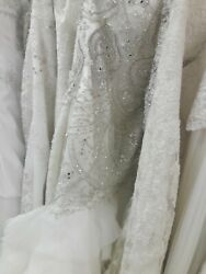 One Lot Of 50 Designer Wedding Gowns