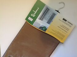 New Residence Set Of 2 Gold Bronze Set Of 2 Beautiful Thermal Grommet Curtains