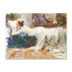 Pino Mystic Dreams Pp Artist Embellished Limited Edition On Canvas Coa