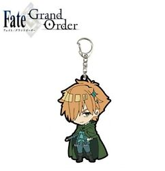 A3 Trading Rubber Strap Keychain Charm Fate/grand Order 06 Archer Robin Hood New