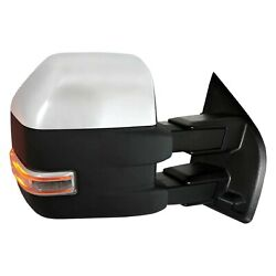 For Ford F-150 15-20 Replace FO1321573 Passenger Side Power View Mirror Heated