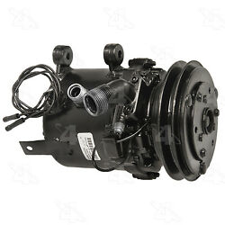 Four Seasons 57400 Remanufactured Compressor And Clutch