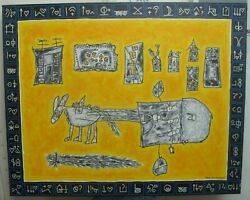 Meir Pichhadze Authenticity Museum Gallery Decor Wall Home Gift מאיר פיצ'חדזה